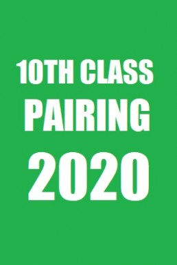 10th Class Pairing Scheme 2020 | All Subjects | Punjab Boards