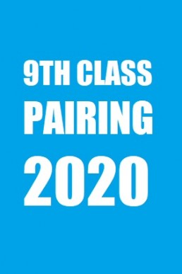 9th Class Pairing Scheme 2020 | All Punjab Boards