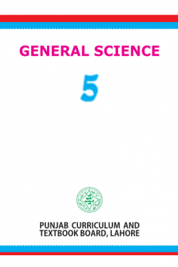 5th Class General Science (English Medium) Textbook by PCTB in PDF Format