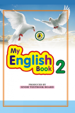 Class 2 My English Text Book in PDF by Sindh Textbook Board