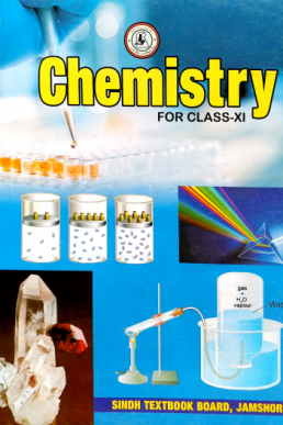 11th Class Chemistry STBB Text Book